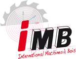 Logo IMB - International Machine à Bois