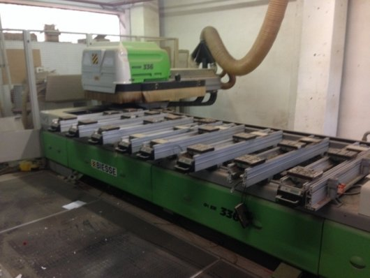Centre d'usinage BIESSE rover 336