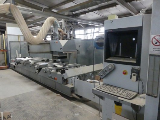 Centre d'usinage HOLZHER ECOMASTER 7120