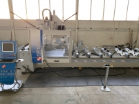 Photo Centre d'usinage MASTERWOOD PROJECT 3005 L 5 Axes