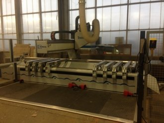HOMAG optimat BOF 211 venture 10 machining center
