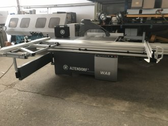 ALTENDORF WA8TE sliding table saw