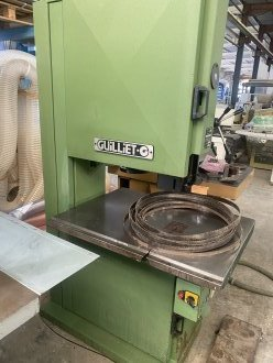 GUILLET MNG 700 band saw
