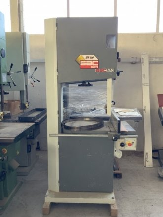 SAC SUERI BW 600 band saw