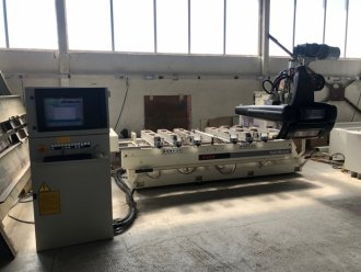 SCM TECH 80 PLUS machining center