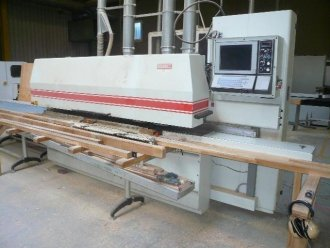 Bag Forming Machine Sueri P05