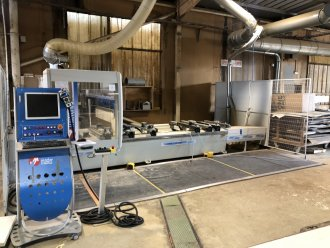 MASTERWOOD PROJECT 310 V4 L machining center