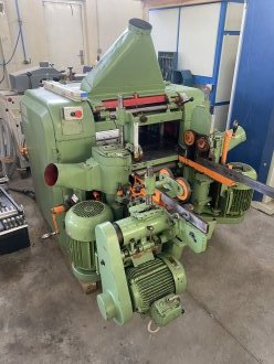 KUPFERMUHLE 4-sided planer