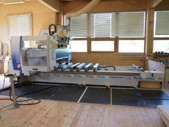 MASTERWOOD PROJECT 3005 machining center
