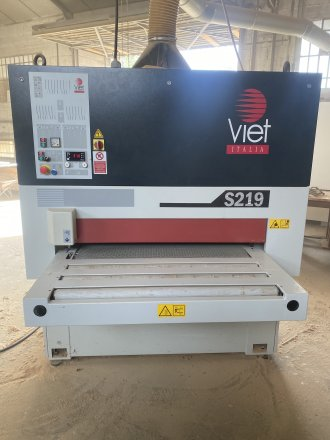 Wide belt sander VIET S219 RR